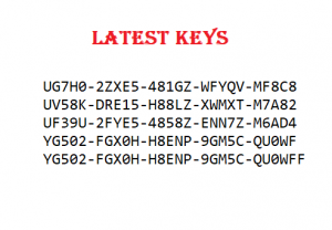 VMware Workstation Keys